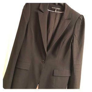 Versatile Black WHBM Blazer Size 12
